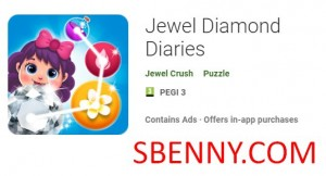 Jewel Diamond Diaries + MOD