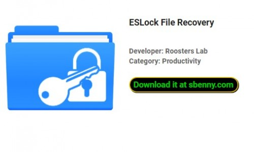 Récupération de fichier ESLock