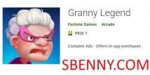 Granny Legend + MOD