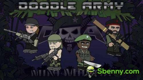 Doodle Armata 2: Mini Milizzja + MOD