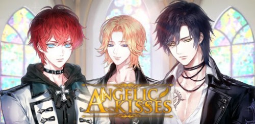 Angelic Kisses: Romance Otome Game + MOD