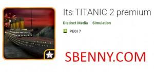 Его TITANIC 2 премиум