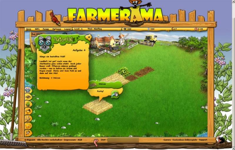Farmerama Explorador