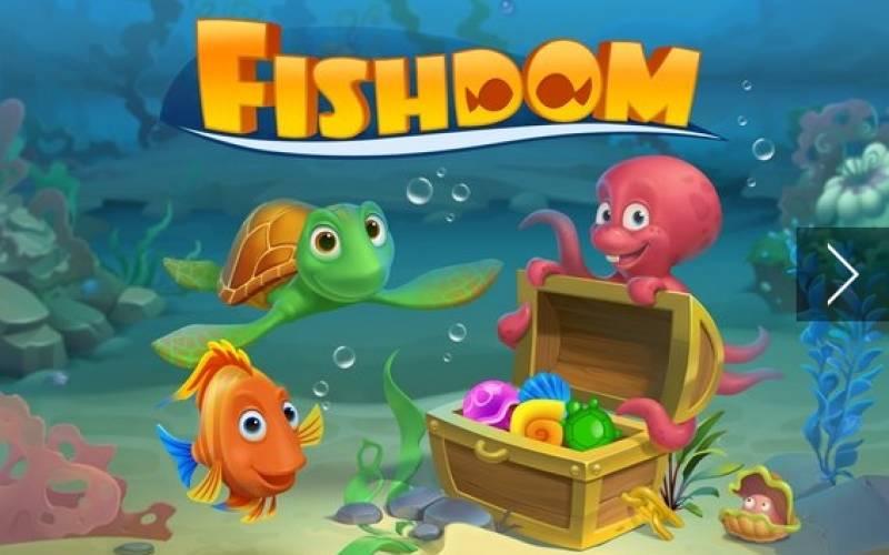 Fishdom + MOD