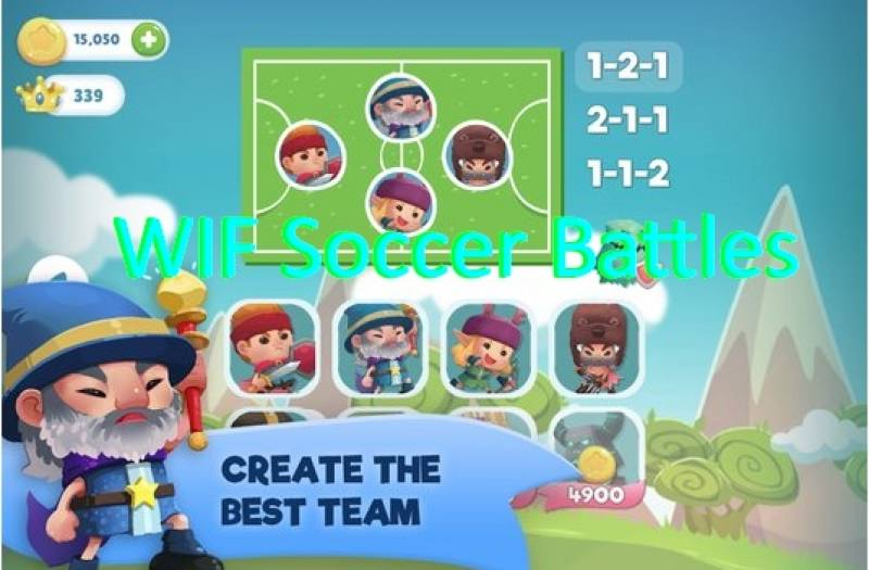 WIF Calcio Battaglie + MOD
