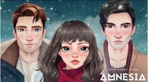 Jeux d'histoire d'amour: Amnesia + MOD