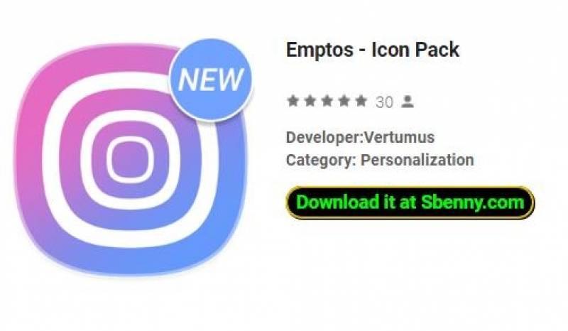 Emptos - Paquete de iconos