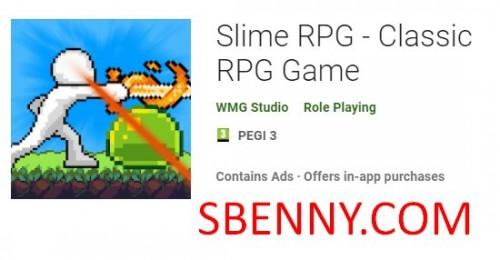 Slime RPG - Classic RPG Game + MOD