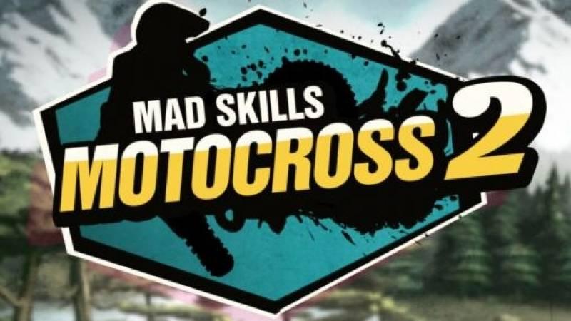 مهارت های دیوانه Motocross 2 + MOD