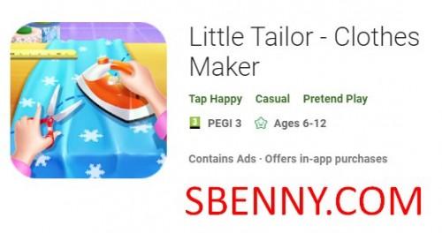 Little Tailor - Clothes Maker + MOD
