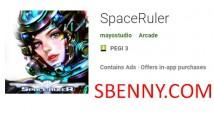 SpaceRuler + MOD