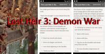 Проиграл Наследник 3: Demon War + MOD