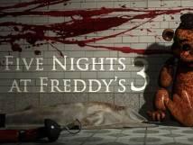 039 de; Cinq nuits à Freddy & # 3