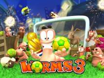 Worms 3 + MOD