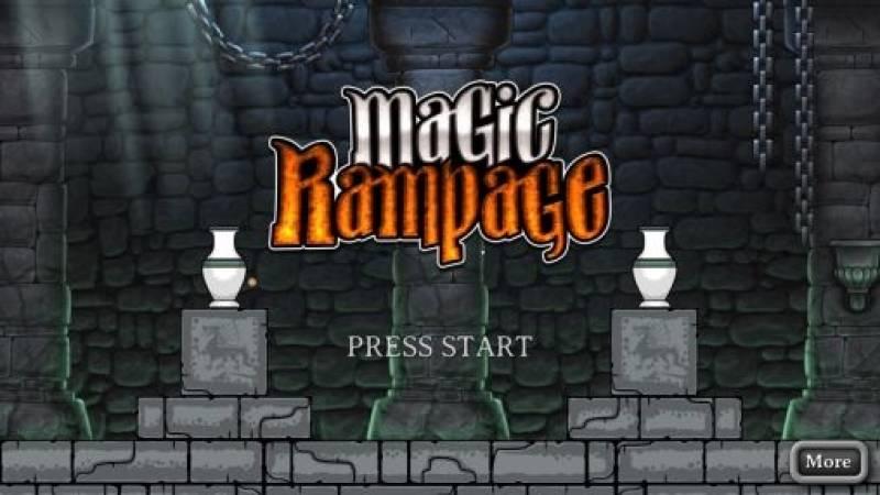 Magia Rampage + MOD