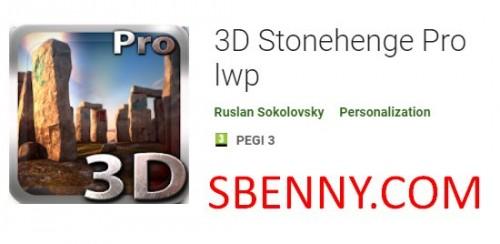 3D Stonehenge lwp Pro