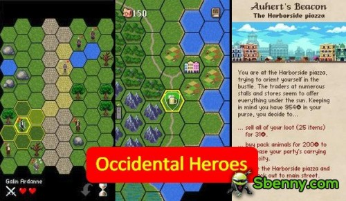 Occidental Heroes + MOD