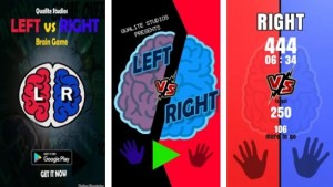 Левый против Правого - Brain Game Pro