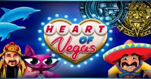 Slots do Heart of Vegas ™ - Jogos de Casino Slot grátis + MOD
