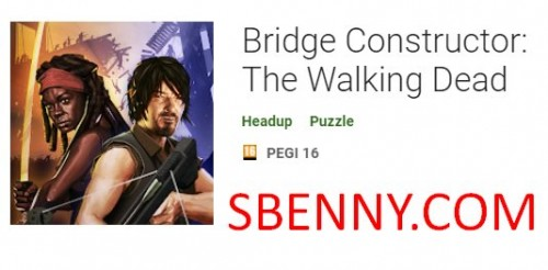 Bridge Constructor: The Walking Dead + MOD