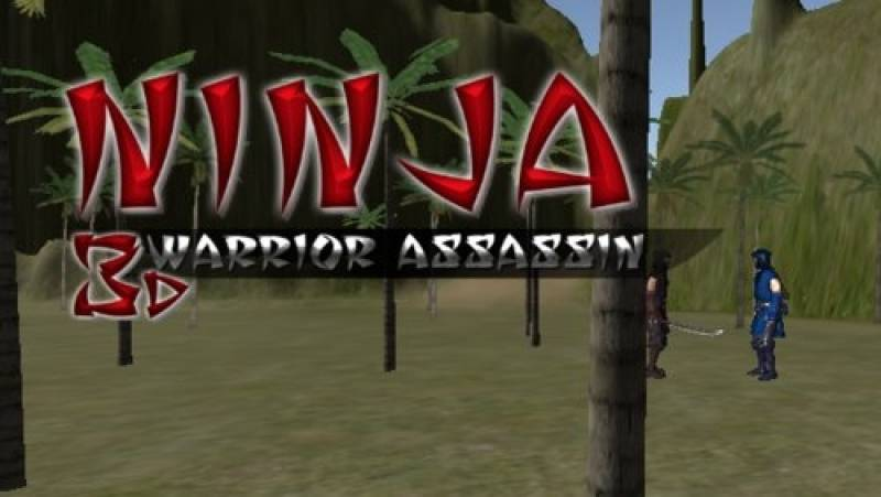 Ninja Guerrier Assassin 3D + MOD