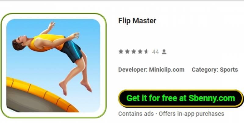 Flip Master + MOD