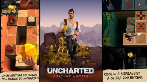 UNCHARTED: Fortune Hunter™ + MOD