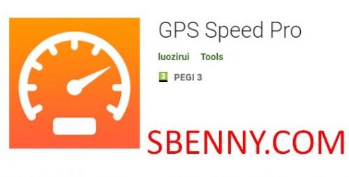 GPS Pro Speed Pro