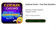 Cashman Casino - Free Slots Machines & Vegas Games + MOD