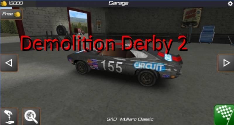 Demolition Derby 2 + MOD