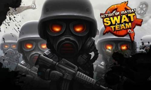 Action of Mayday: SWAT Team + MOD