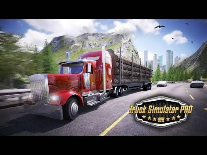 Truck Simulator PRO 2016 + MOD