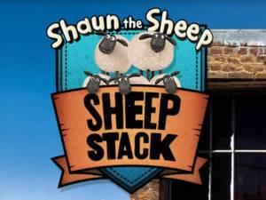 Shawn la oveja - Pila de las ovejas