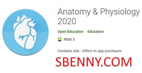 Anatomia & amp; Fisiologia 2020 + MOD