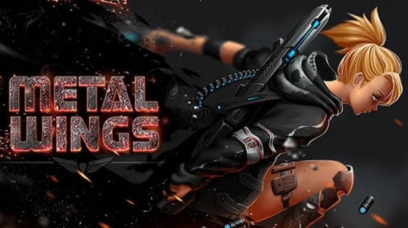 Alas de metal: Elite Force + MOD