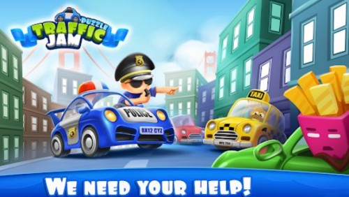 Traffic Jam Cars Puzzle + MOD
