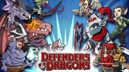 DEFENDERS & DRAGONS + MOD
