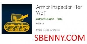 Inspector de armadura - para WoT + MOD