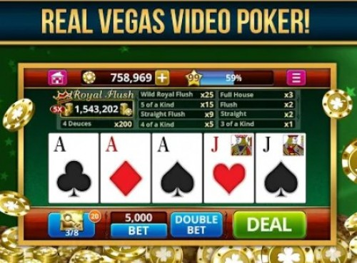VIDEO POKER OFFLINE FREE! + MOD