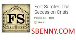 Fort Sumter: Die Sezessionskrise