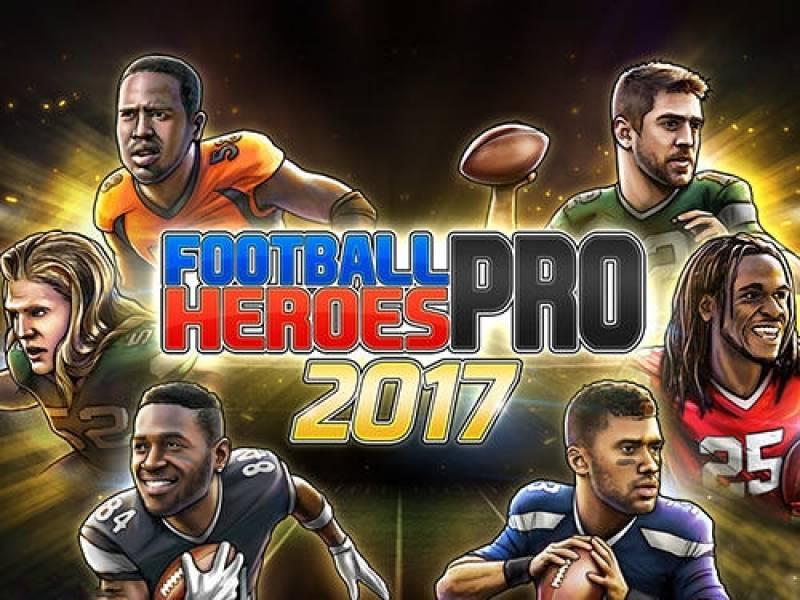 Os heróis de futebol PRO 2017 + MOD