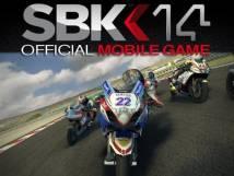 SBK14 jeu mobile officiel + MOD