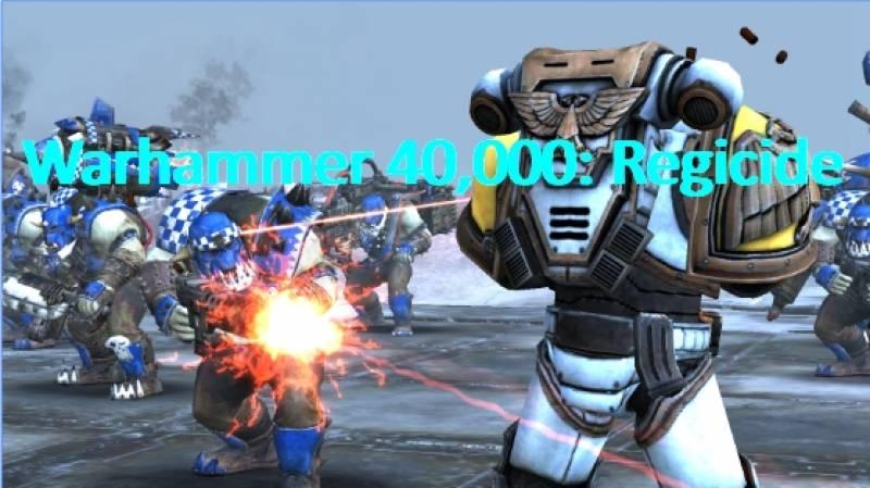 Warhammer 40,000: Régicide + MOD