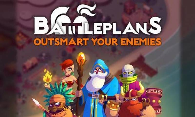 Battleplans + MOD