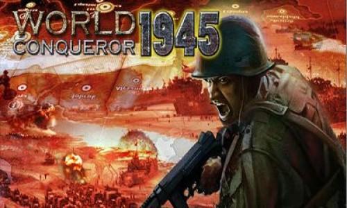 World Conqueror 1945 + MOD