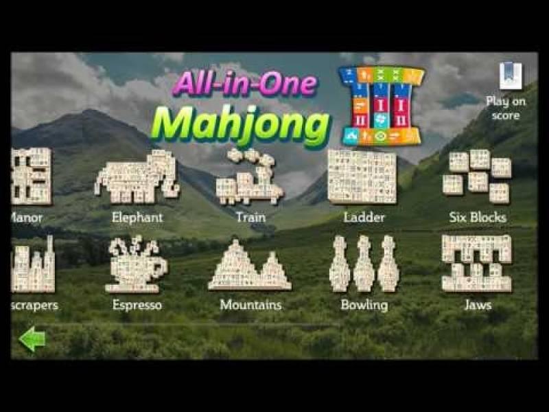 Kollha fil-One Mahjong 3