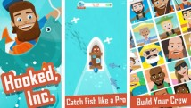 Hooked Inc: Fisher Tycoon + MOD