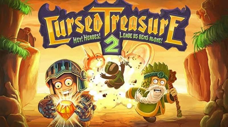 Cursed Treasure 2 + MOD