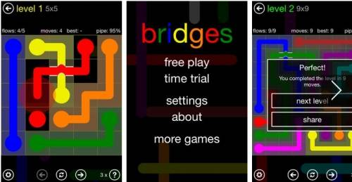 Flow Free: Bridges + MOD