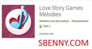 Love Story Игры Мелодии + MOD